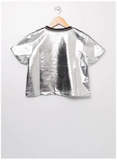 Funky Rocks Funky Rocks T-Shirt Gümüş